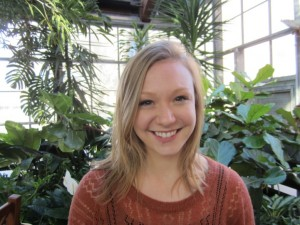 Laura Salmon, Junior Undergraduate Student in Biology at UW-Madison